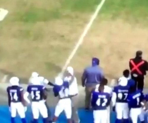 Tennessee State football player kicked off team, expelled after punching coach