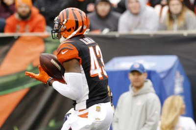 Cincinnati Bengals: George Iloka's one-game ban reduced to fine