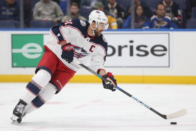 Blue Jackets look for home-ice edge vs. Canucks