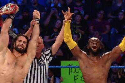 WWE Smackdown: Kofi Kingston, Seth Rollins join forces