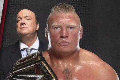 WWE Champion Brock Lesnar to return Monday on Raw