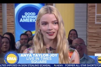 Anya Taylor-Joy says her 'Emma' is a 'hot mess'