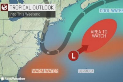 Trio of areas warrant close watch for tropical development in Atlantic