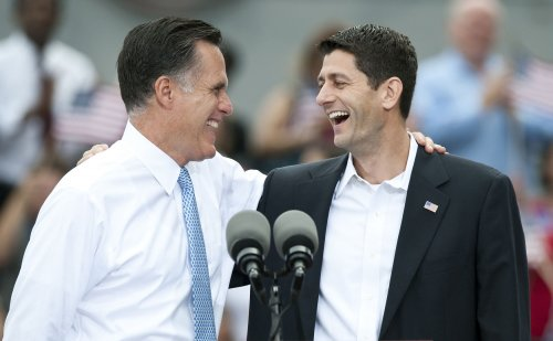 Outside View: Saving Private Romney