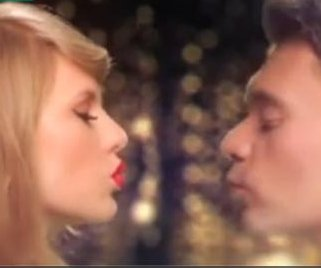 Taylor Swift and Ryan Seacreast 'kiss' in 'New Year's Rockin' Eve' promo