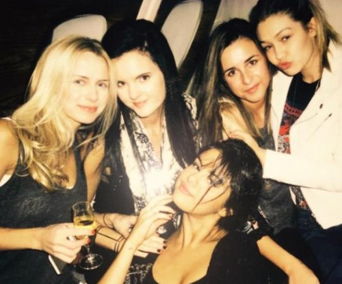 Gigi Hadid, Kendall Jenner and Selena Gomez head to Dubai for NYE