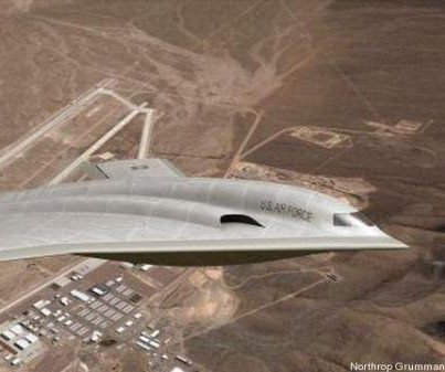 Lockheed Martin and Boeing protest LRS-B contract award