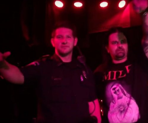 Sanford police officer fired for singing with death metal band