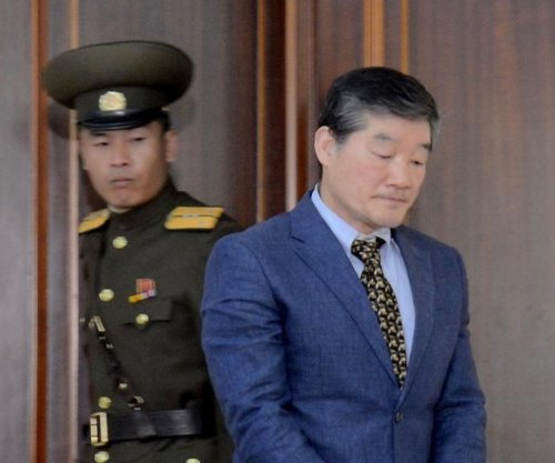 U.S. citizen sentenced to prison with hard labor in North Korea