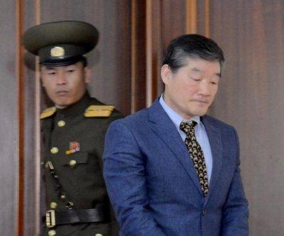 U.S. citizen sentenced to prison with hard labor in North Korea