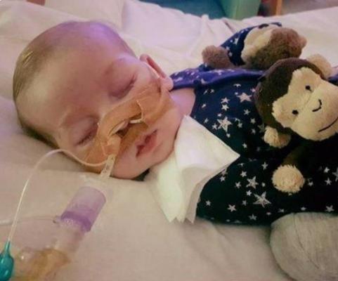 Charlie Gard dies in hospice care