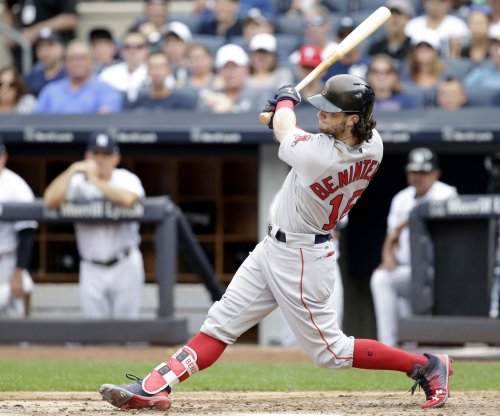 Boston Red Sox: Andrew Benintendi homers twice in win over New York Yankees