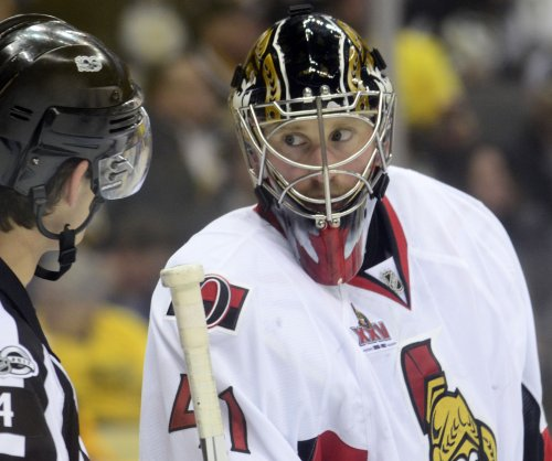 Ottawa Senators sign Craig Anderson to extension