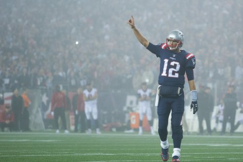 Tom Brady: Steelers tackle is a huge fan of Patriots QB