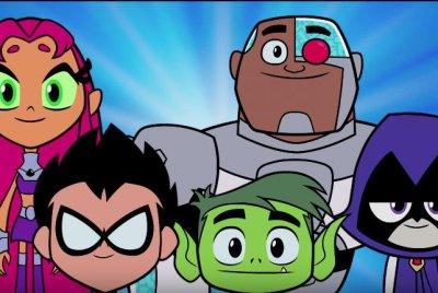 'Teen Titans GO! to the Movies' first trailer pokes fun at DC films