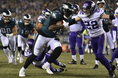 Eagles RB LeGarrette Blount: Philadelphia 'a place that I love'