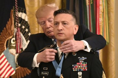 Staff Sgt. Bellavia becomes first living Iraq War veteran to receive Medal of Honor