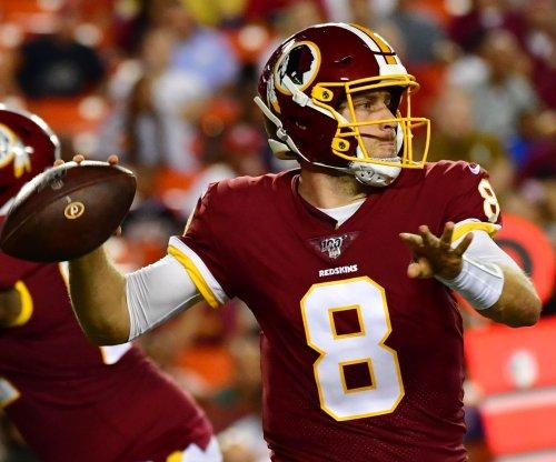 Redskins name Case Keenum starting quarterback over Dwayne Haskins