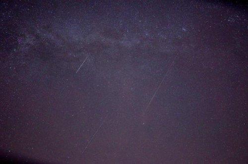Best meteor shower of the month peaks this weekend