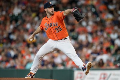 Astros' Justin Verlander refutes report regarding injury: 'I'll be able to return soon'