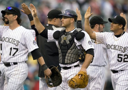 MLB: Colorado 7, Seattle 1