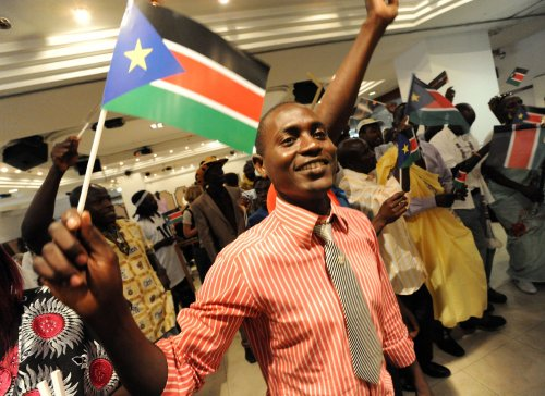 South Sudan becomes U.N. member
