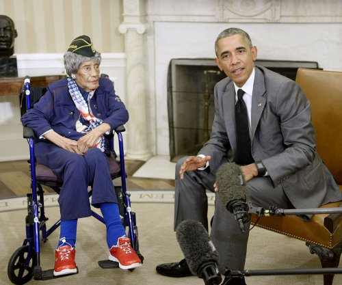 Nation's oldest living WWII veteran Emma Didlake dies at 110