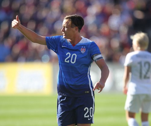 Soccer star Abby Wambach says she tried cocaine, marijuana
