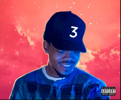 Chance the Rapper releases 'Coloring Book' mixtape