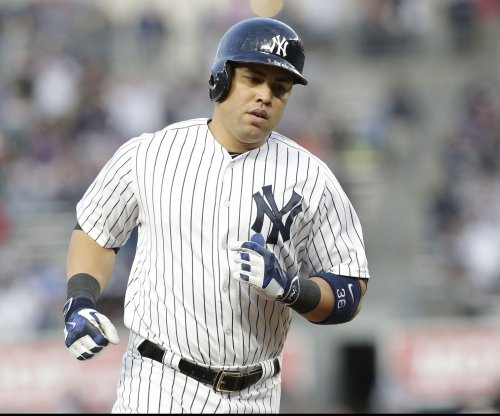 Carlos Beltran helps New York Yankees complete sweep of Los Angeles Angels