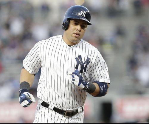 Carlos Beltran helps New York Yankees complete sweep of Los Angeles Angels