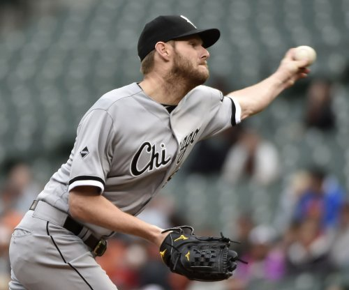 Chris Sale struggles as Chicago White Sox fall to Atlanta Braves