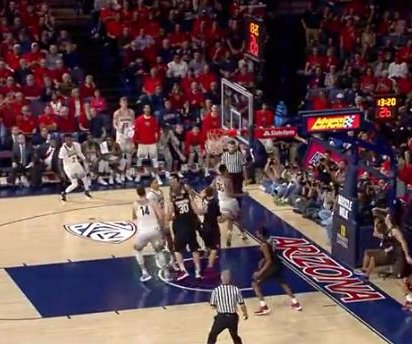 No. 9 Arizona struggles to shake off Stanford