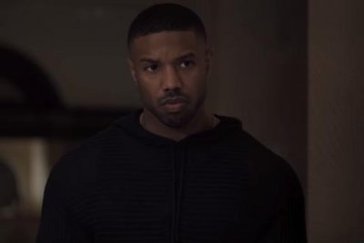 Michael B. Jordan trains for a big fight in first trailer for 'Creed II'