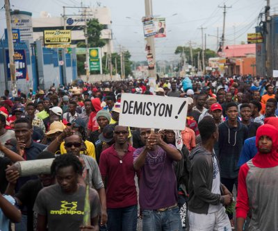 Gas shortages paralyze Haiti, triggering protests of failing economy