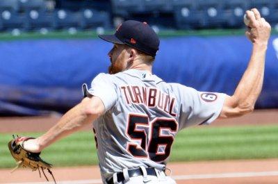 Tigers' Turnbull dominant in start vs. Pirates