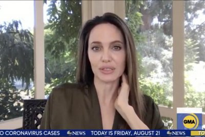 Angelina Jolie says daughter Shiloh inspired her to join 'Ivan' movie