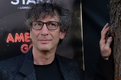 Neil Gaiman likens pandemic to being 'locked in a cellar with an unexploded bomb'