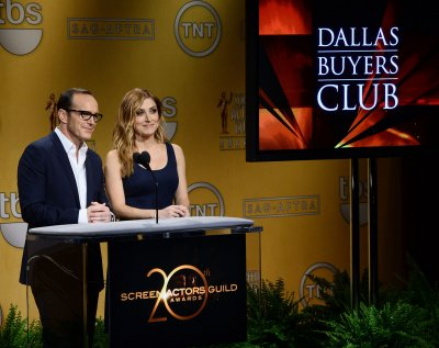 'Dallas Buyers Club,' 'Captain Phillips' make PGA Award shortlist