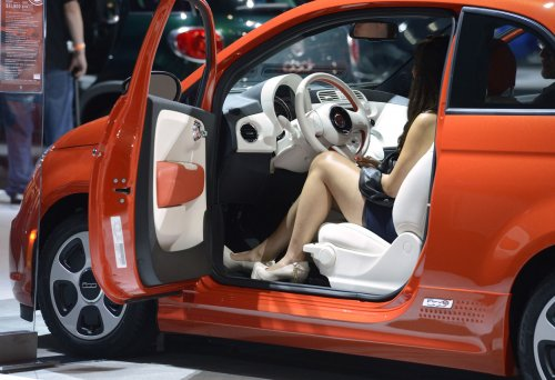 Auto Outlook: Fiat-Chrysler, Ford No. 1 brand for 4th year, gas prices
