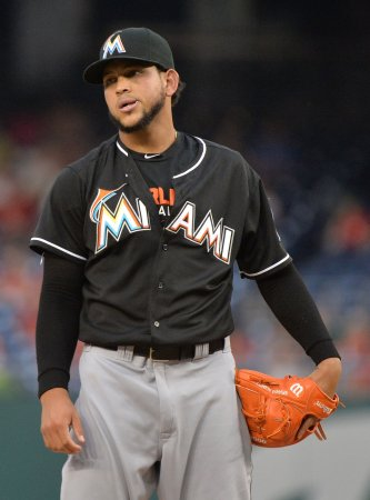 Marlins shut out the Rays
