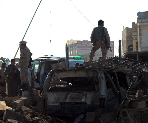 Saudi airstrikes kills dozens in Yemen one day after rebel Scud attacks