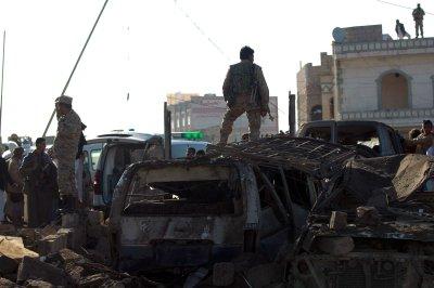 Saudi airstrikes kills dozens in Yemen one day after rebel Scud attacks