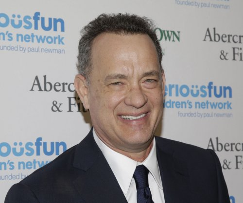 Tom Hanks named America's favorite movie star