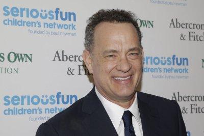 Tom Hanks named America's favorite movie star