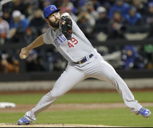 Jake Arrieta's record-setting win helps Chicago Cubs shut down Pittsburgh Pirates