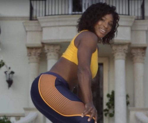 Watch: Serena Williams teaches twerking