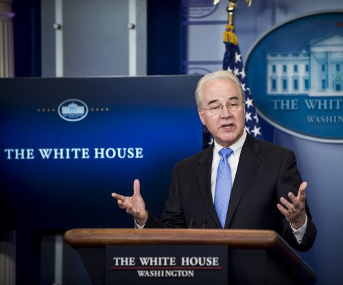 Health Sec. Price: 'Nobody will be worse off' with GOP health plan