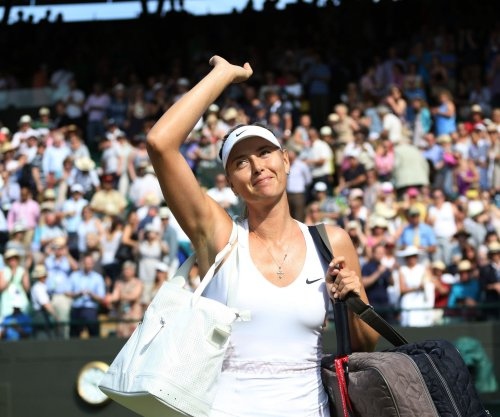 Former World No. 1 Maria Sharapova triumphs in first match following 15-month doping ban