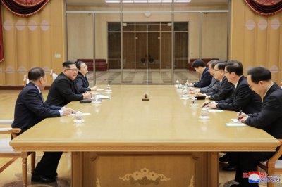 North Korean media lashes out at skeptics, softens tone on Seoul, U.S.